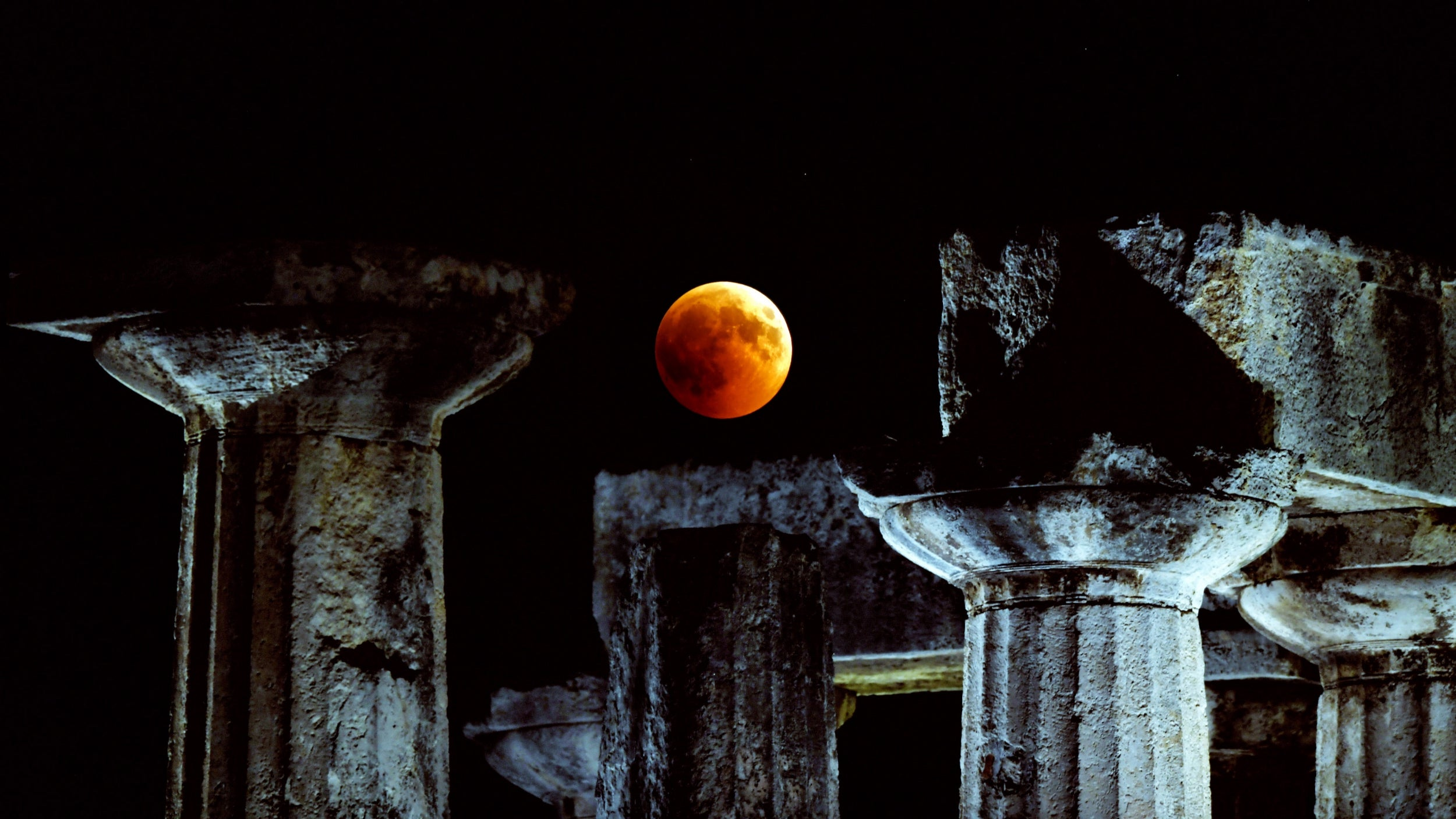 Super Wolf Blood Moon: Why the upcoming lunar eclipse is