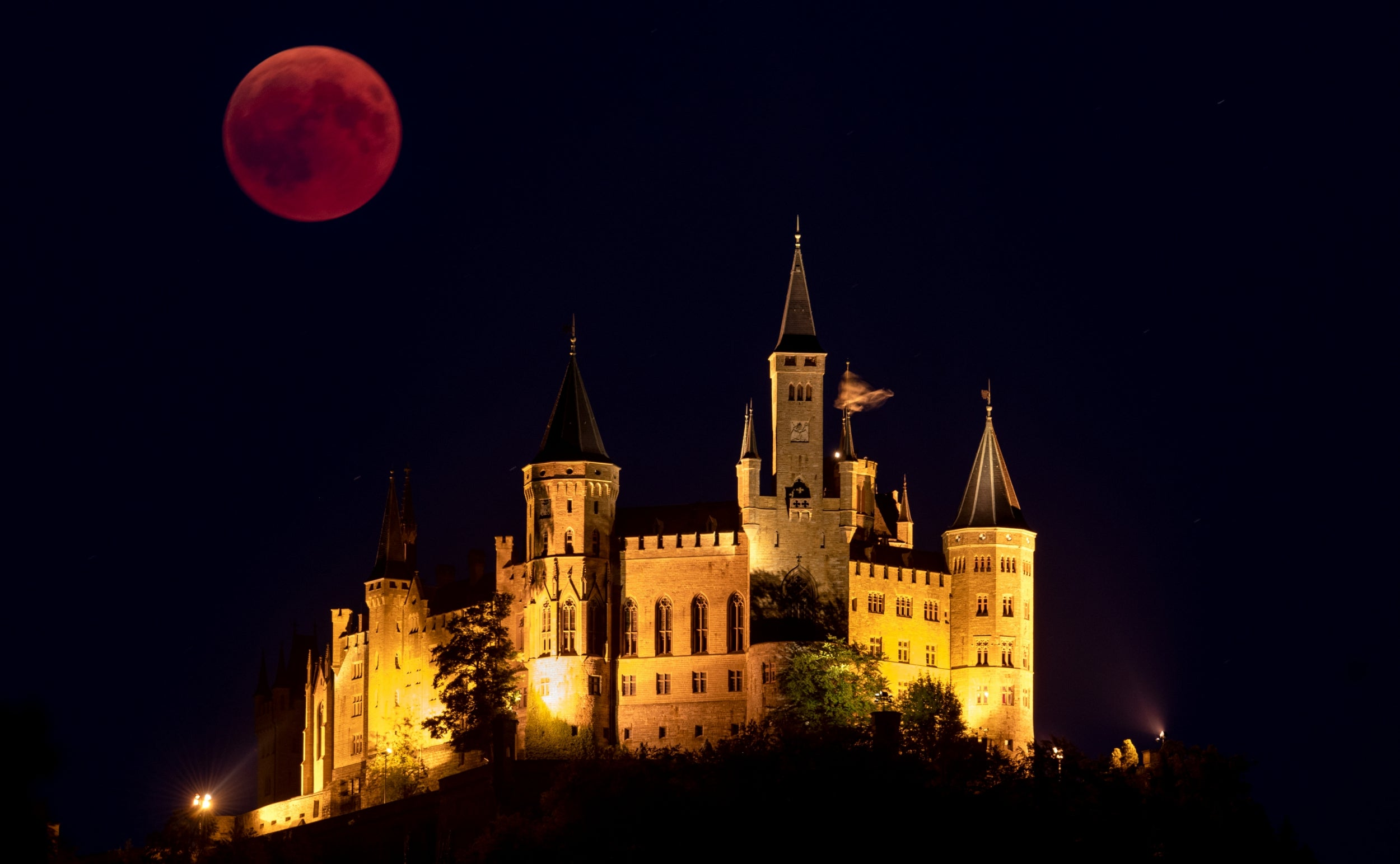 Lunar Eclipse Blood Moon Myths From Around The World The Independent