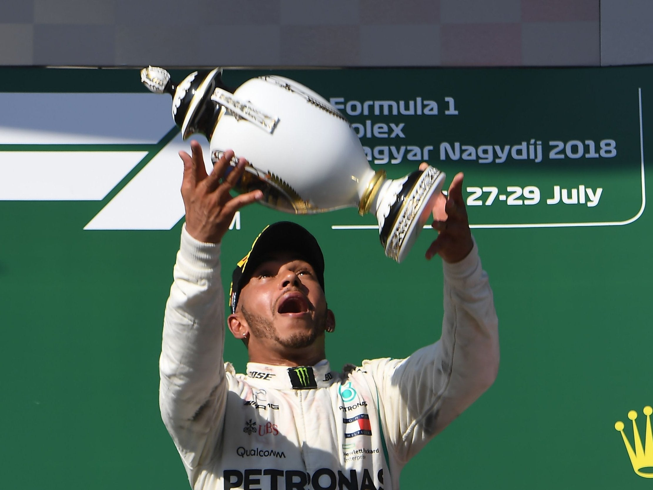 Hungarian Grand Prix: Five things we learned as Lewis Hamilton wins