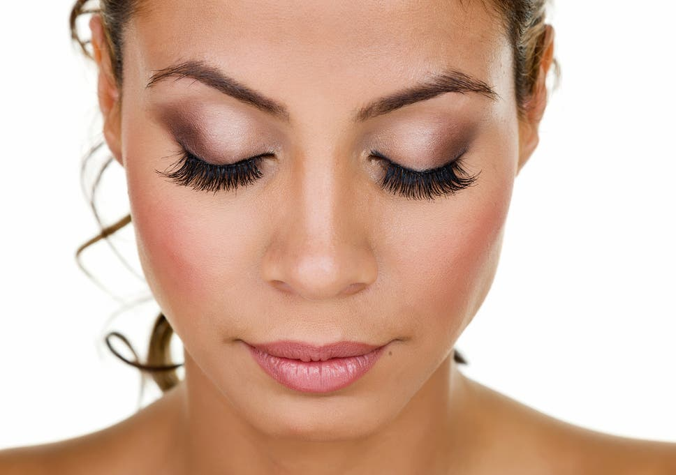 7 Best False Eyelashes The Independent