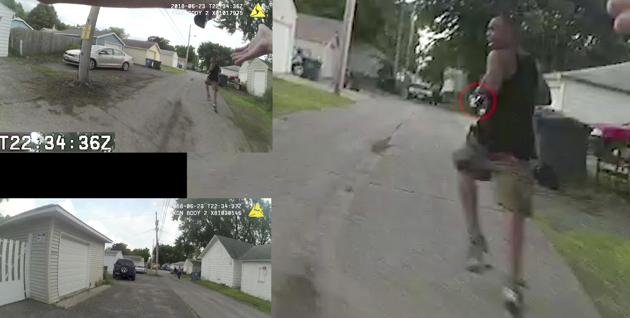Minneapolis police release body cam footage from Thurman Blevins shooting