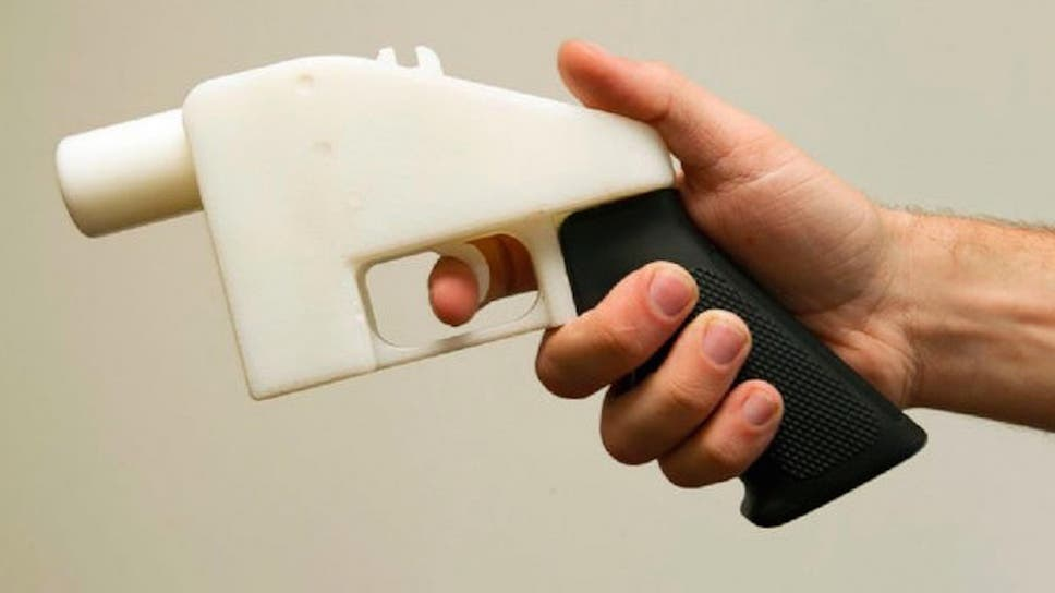 Federal judge blocks us release of 3d printed gun blueprints the the federal government will allow a company to upload blueprints for designing a 3d printed gun malvernweather Images