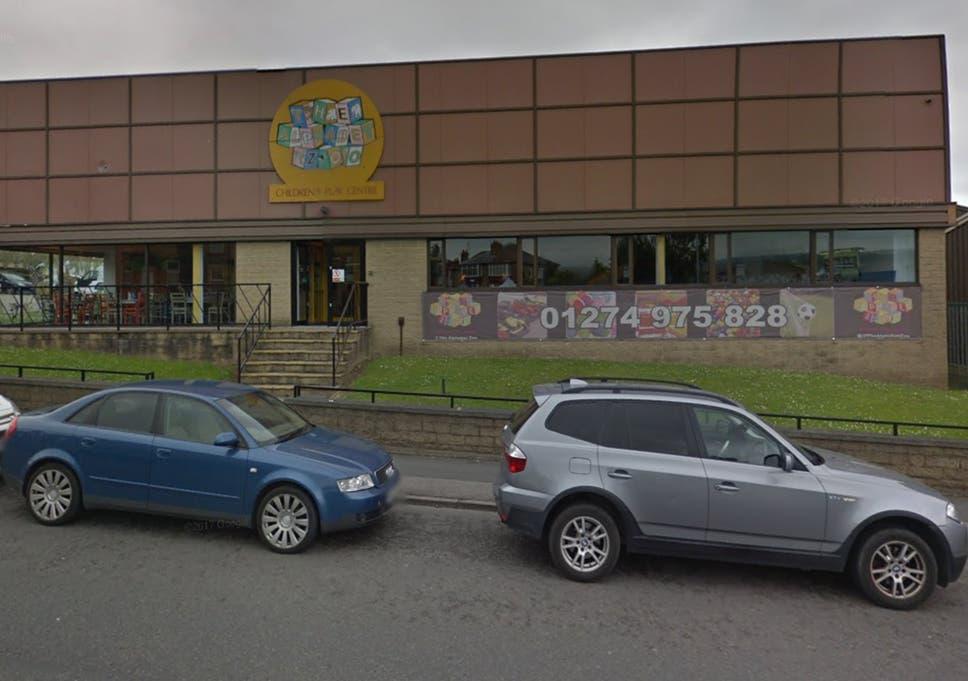 9bfad8897 Children hurt as man attacks customers in  major incident  at Bradford play  centre.