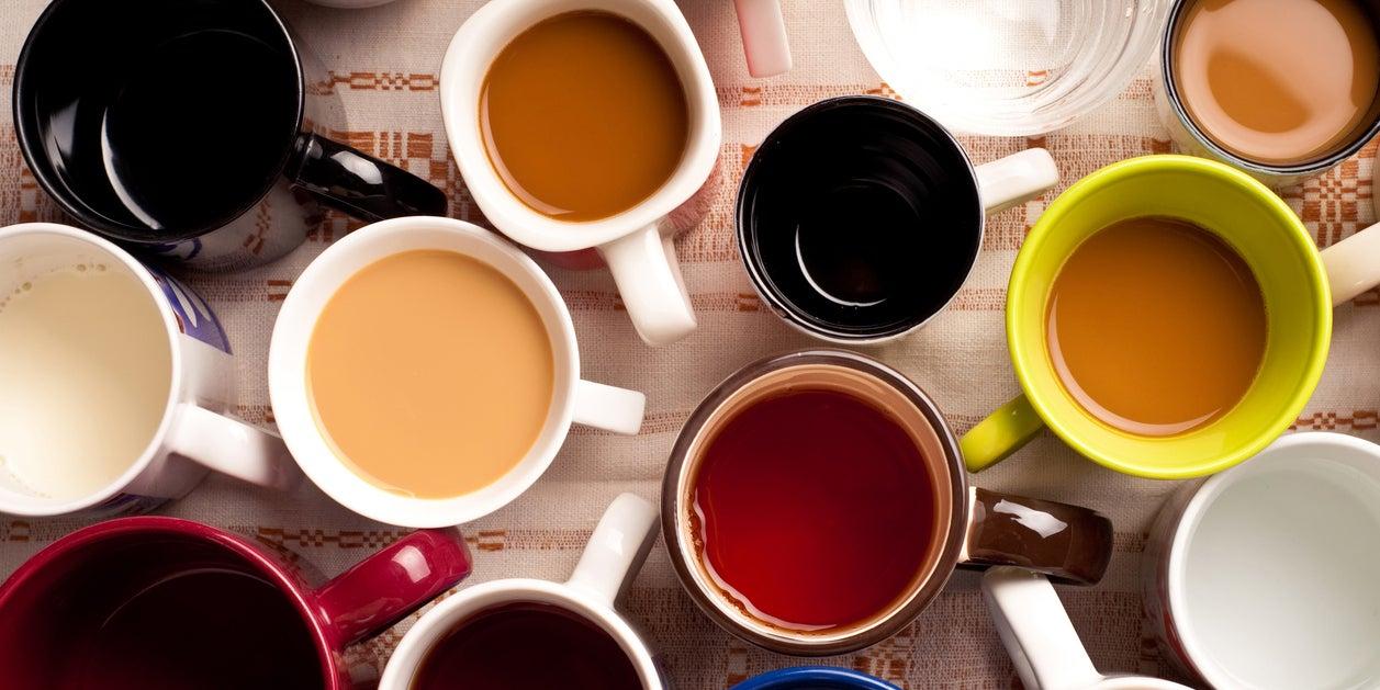 Britons prefer milk to go into their tea last, survey finds