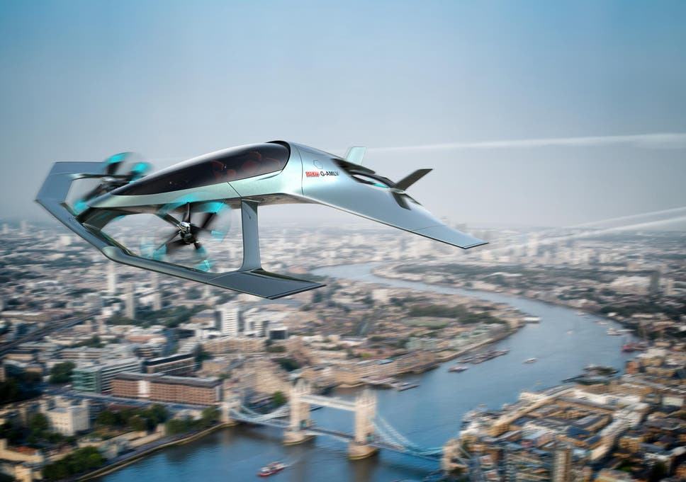 Aston Martin Launches Plane Concept Aiming To Provide Luxury