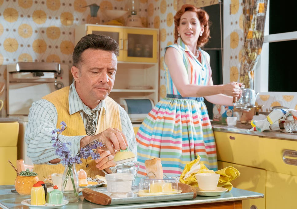 Home, I'm Darling, National Theatre, London, review: Sharp, funny
