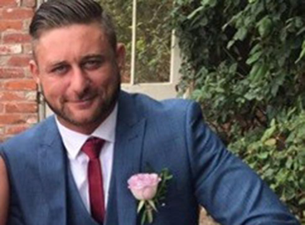Father-of-two Stephen Walsh suffered serious head injuries in an assault at his home
