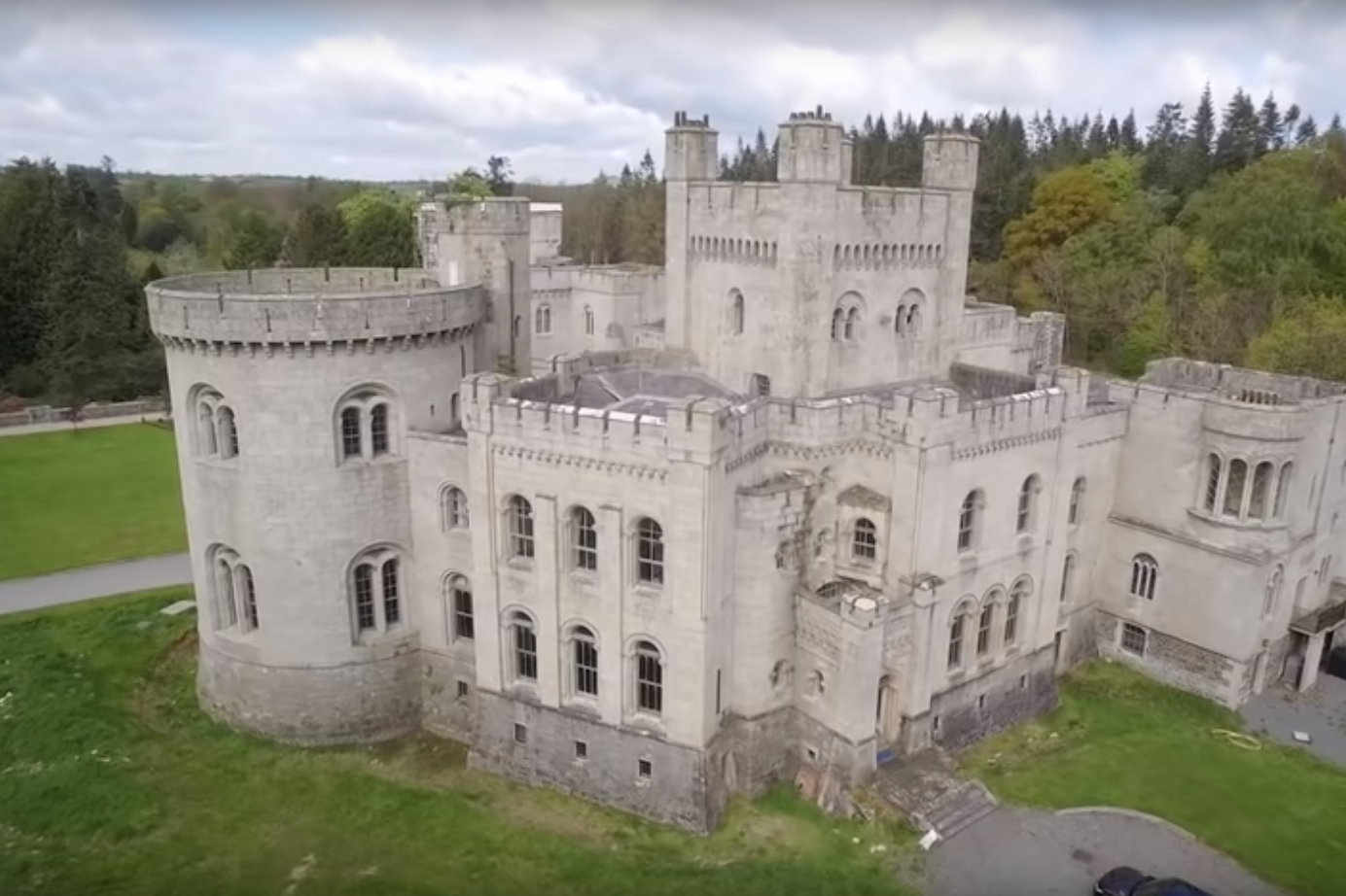part of game of thrones gosford castle goes on sale in northern