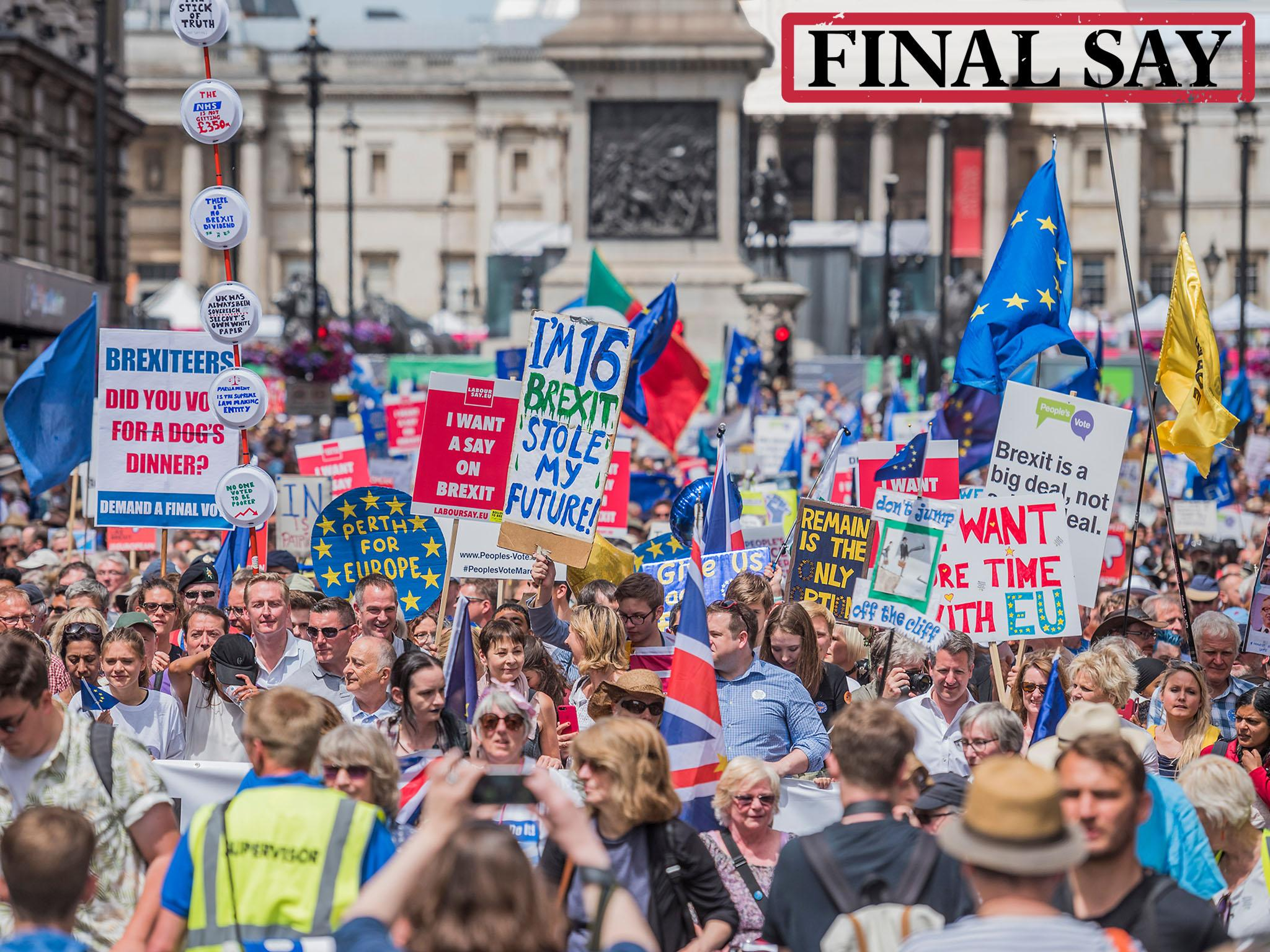 Brexit News: British Steelworkers Join The Independent's Campaign For A