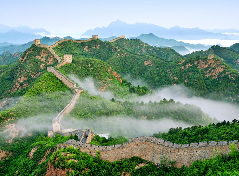A night under the stars on China's Great Wall? Sign me up