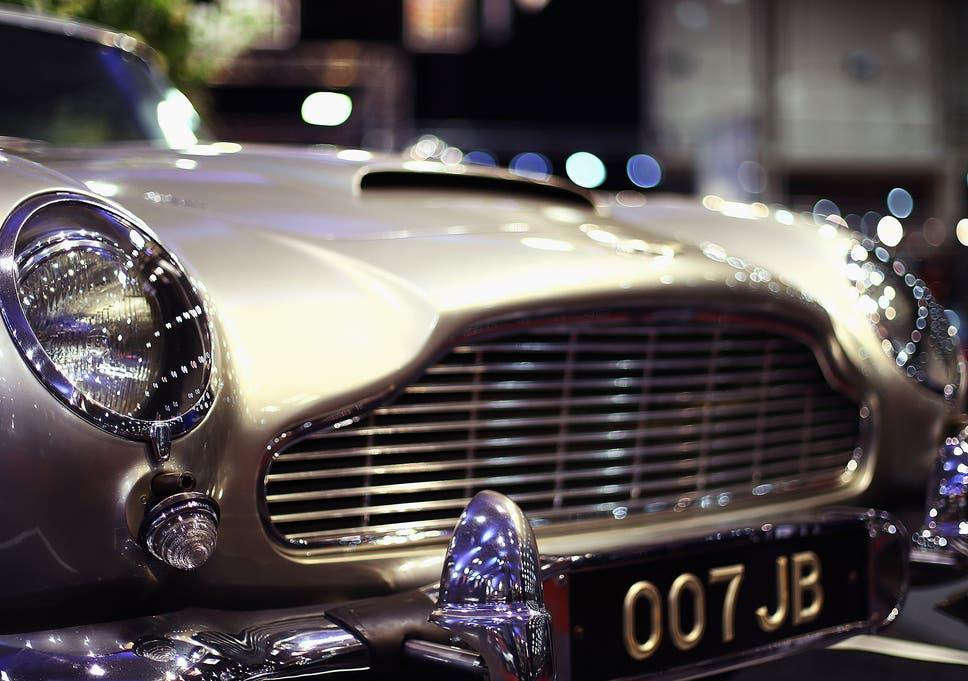 James Bonds Aston Martin And Chitty Chitty Bang Bang Named Greatest