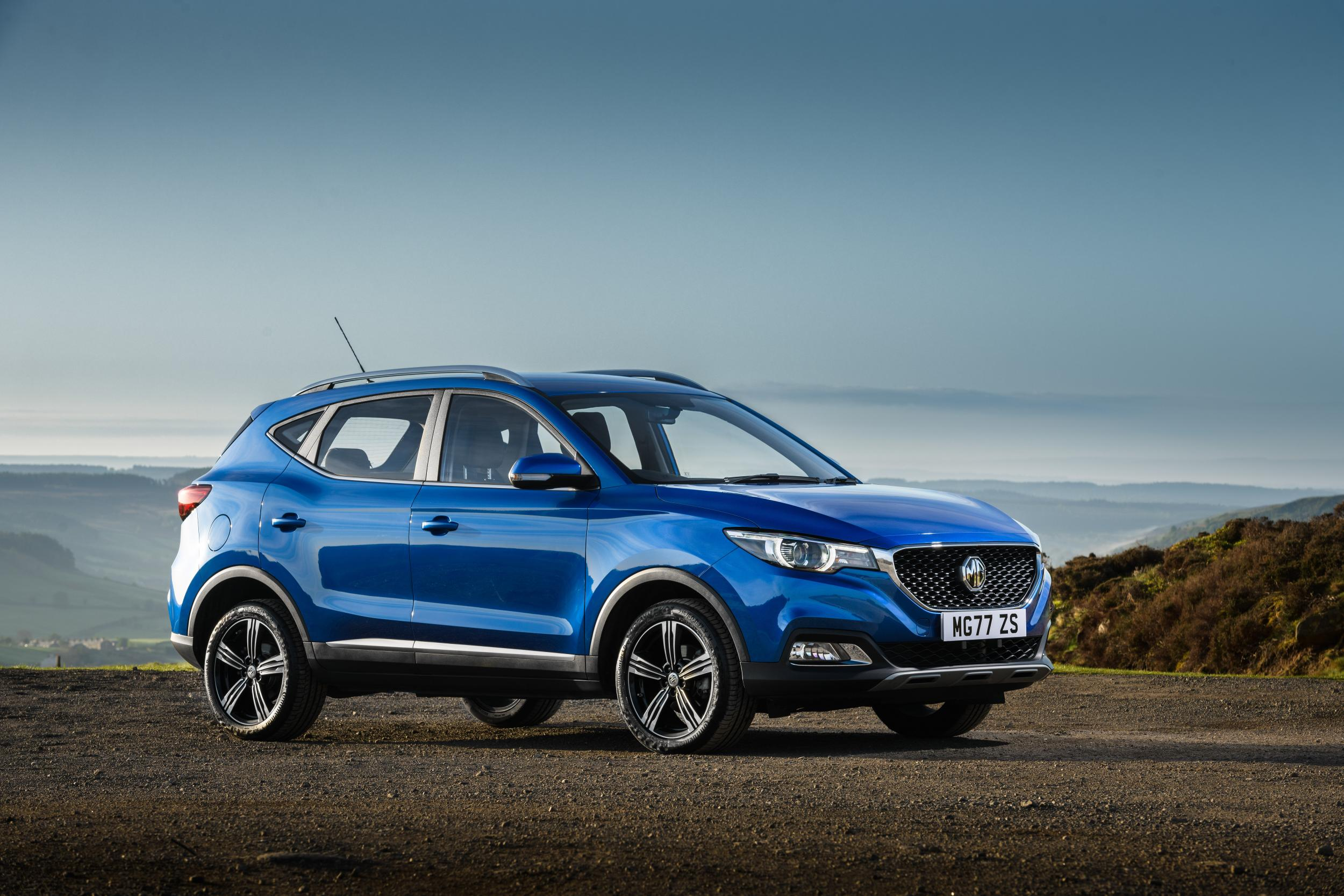 Mg Zs Review A Reasonably Priced Compact Suv But A Bit Generic
