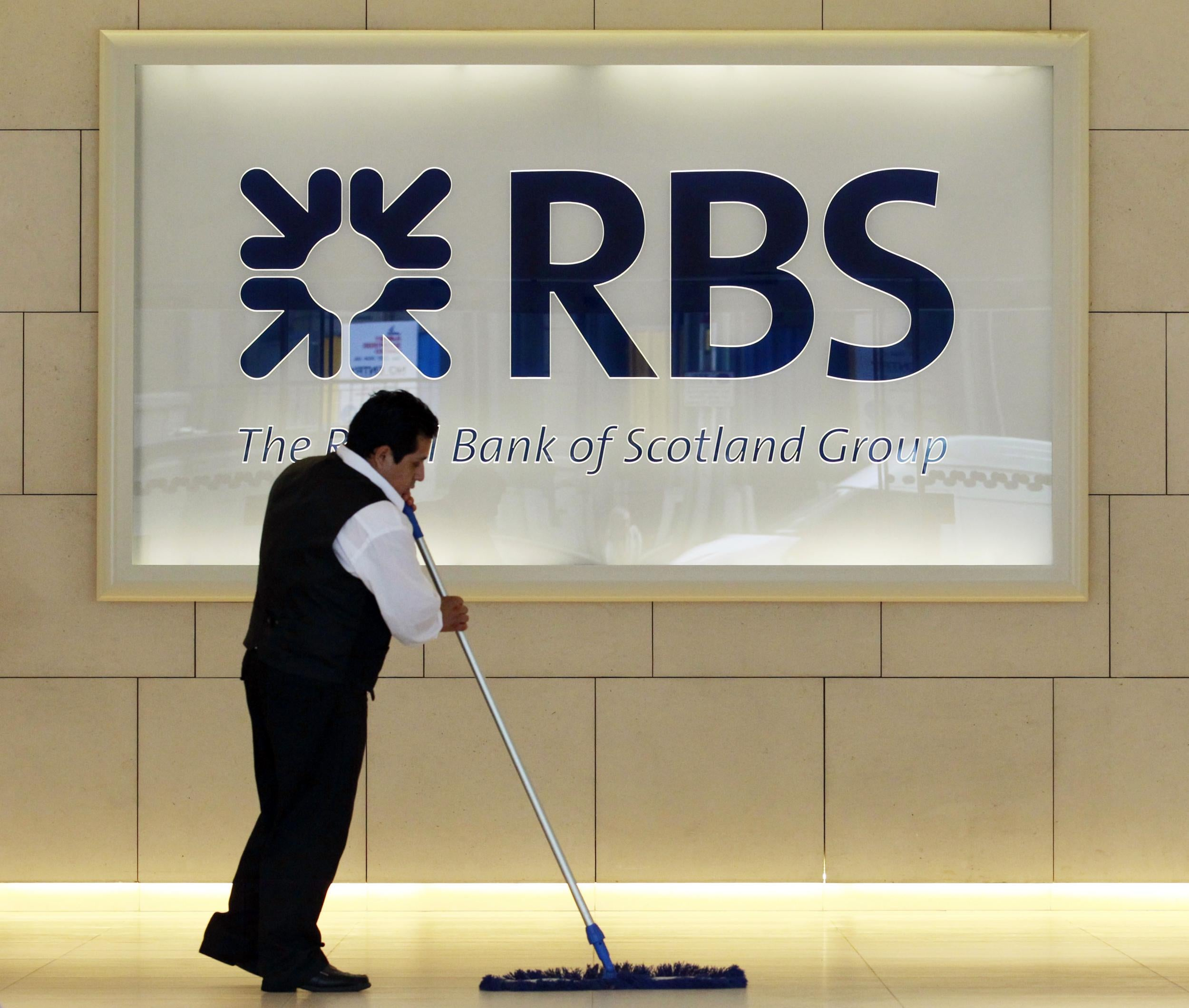 RBS To Pay Investors For First Time In 10 Years With The