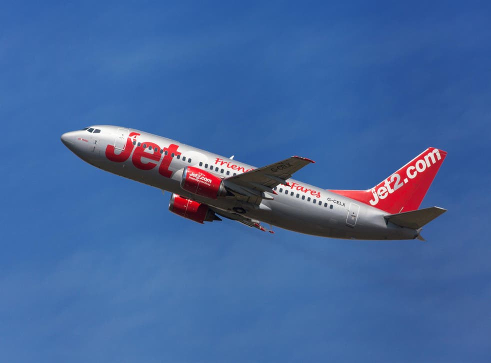 Jet2 has been successful in its claim for compensation