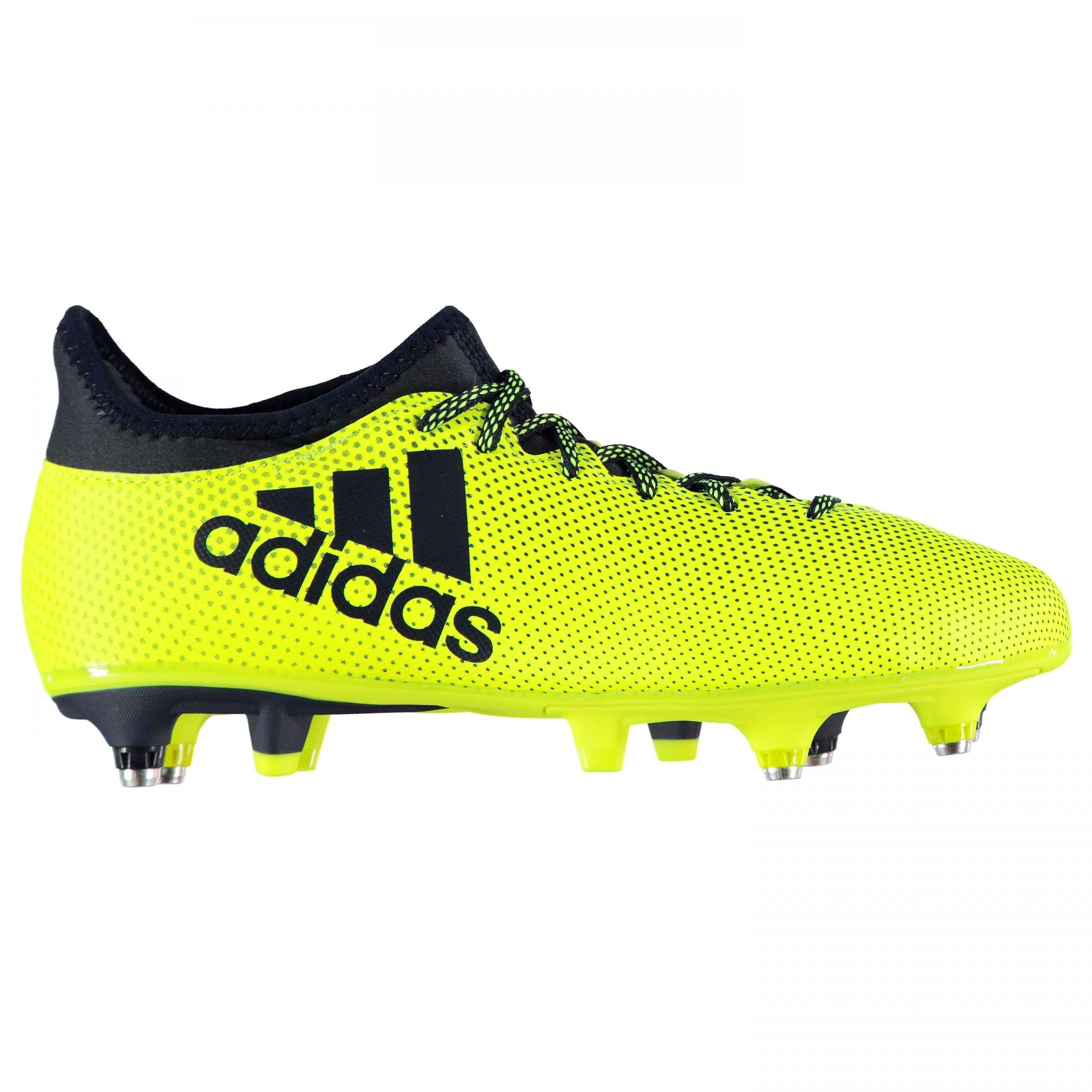 Adidas X 17.3 SG Junior Football Boots  £25 c44477fa30d
