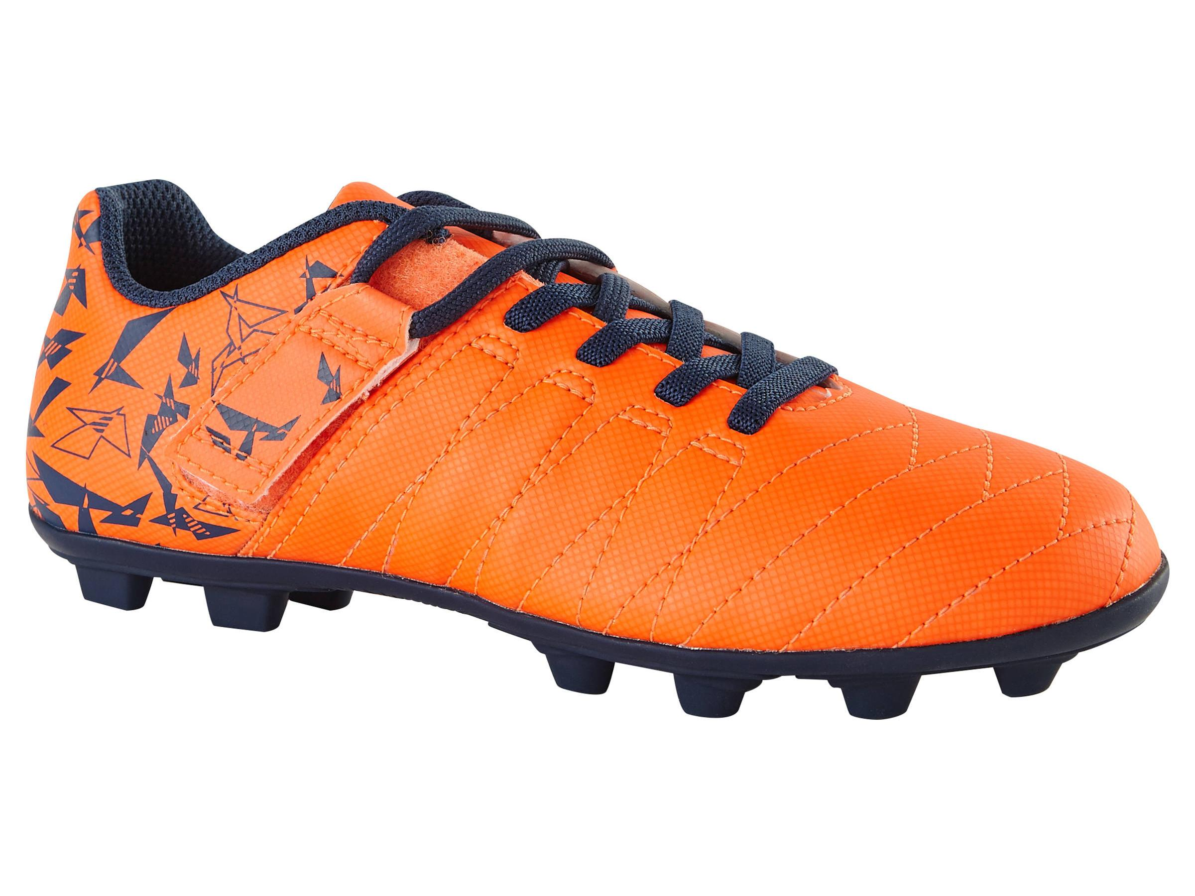 Kipsta Agility 300 FG Kids  Dry Pitch Football Boots with Rip-Tab  £6.99 31db2f665f52