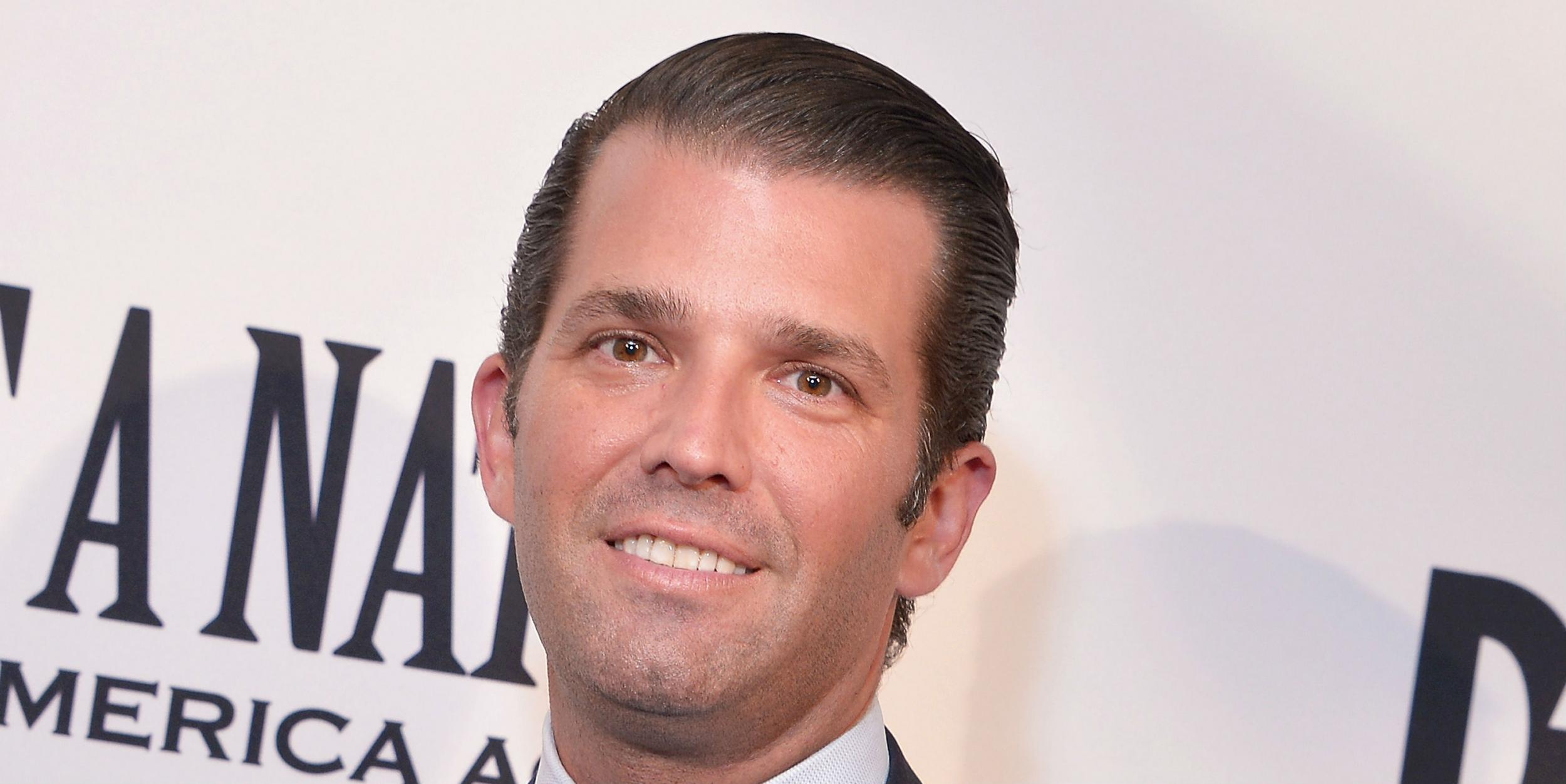 Donald Trump Jr compares the Democrats to the Nazis of the 1930s