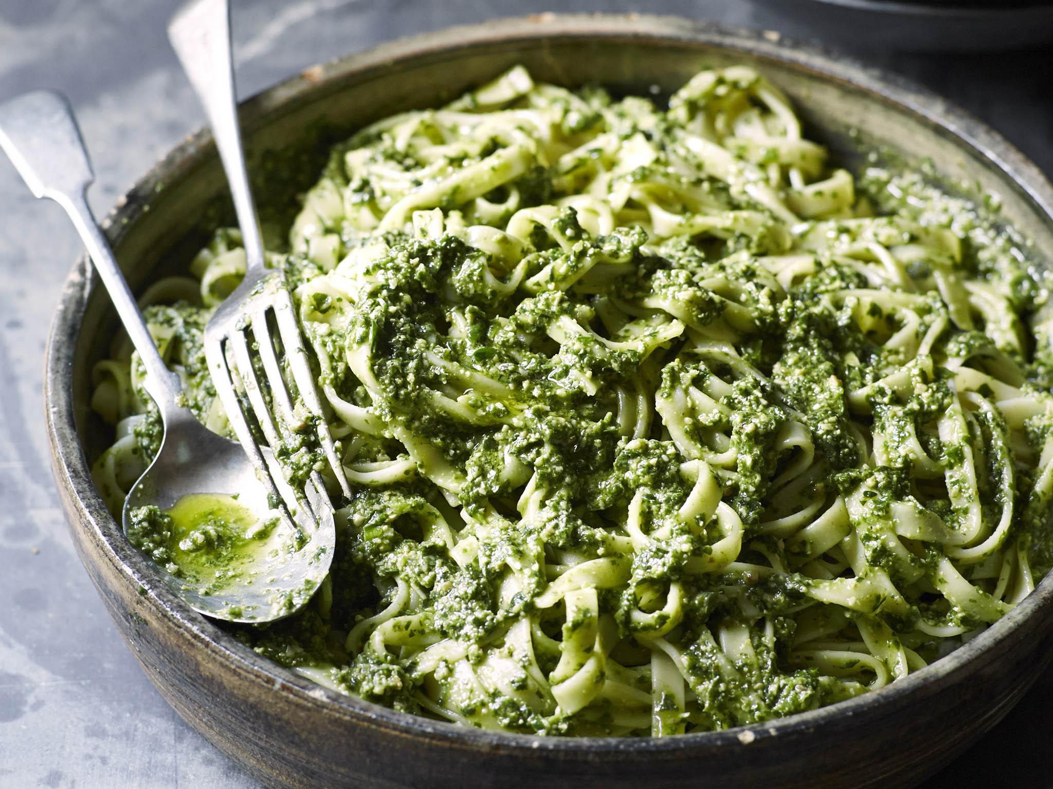 Green Pasta Sauce Crossword Wwwmiifotoscom