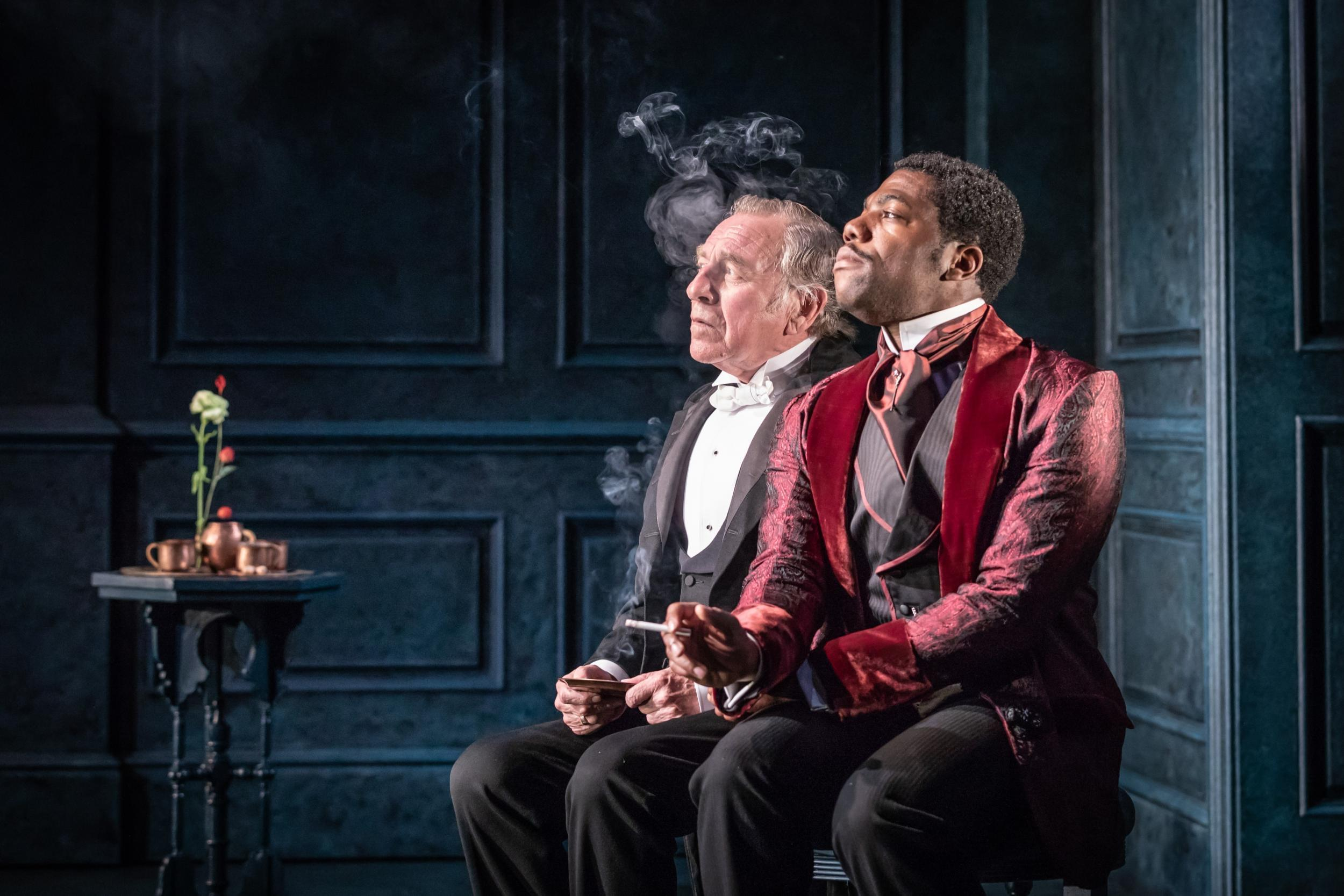 The Importance Of Being Earnest Vaudeville Theatre Manages To Be  The Importance Of Being Earnest Vaudeville Theatre Manages To Be  Subversive And Conformist At The Same Time  The Independent