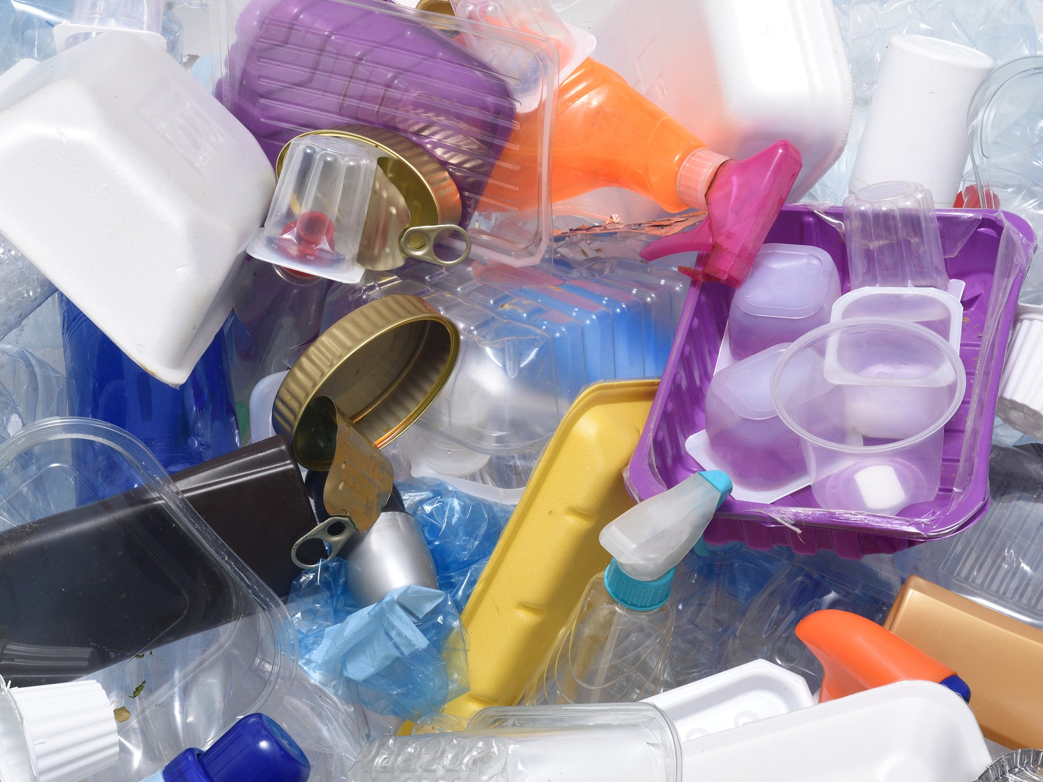 Only one third of UK's plastic food packaging is recycled ...
