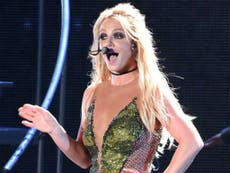 Britney Spears stuns Brighton Pride with hit-filled show