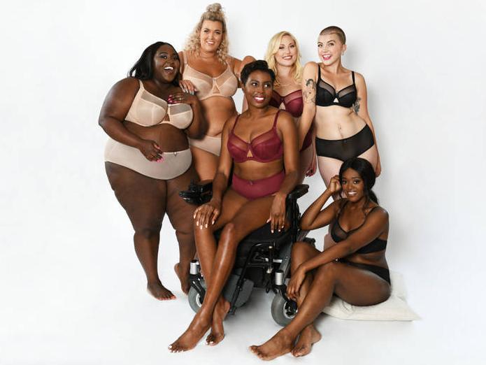 Fashion · Lingerie brand celebrates body ... 9a3d3b9a5