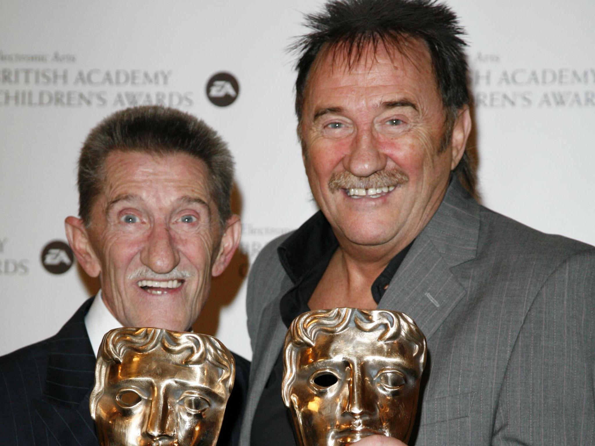 barry chuckle death devastated brother paul leads emotional