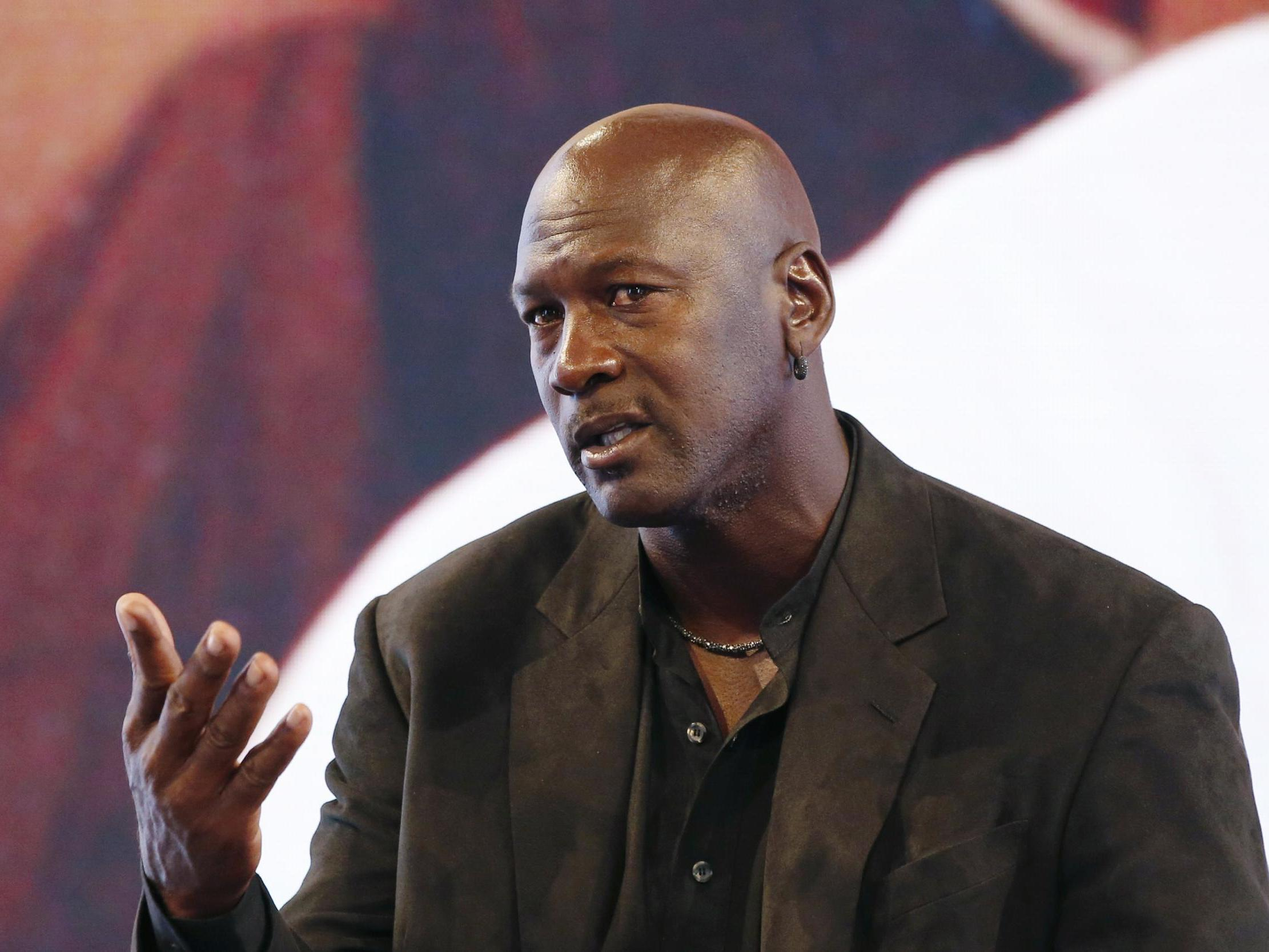 Michael Jordan and his company to donate $100m over next 10 years to support fight for racial equality