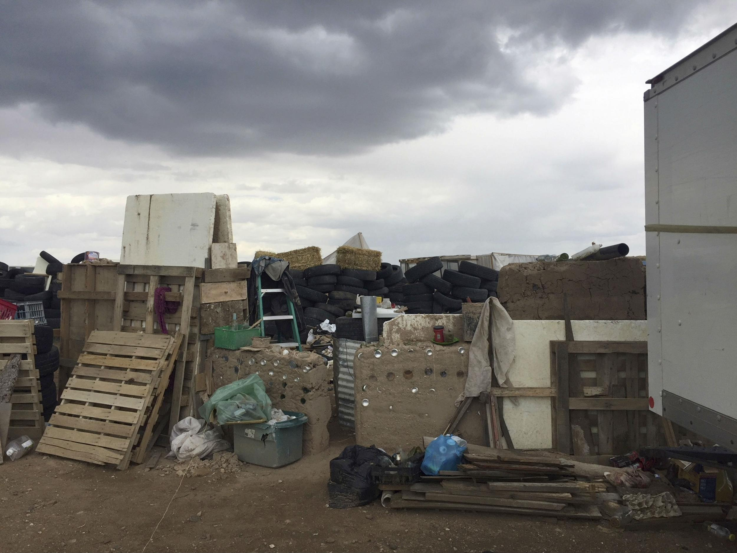 Emaciated children rescued from filthy and heavily armed New Mexico compound
