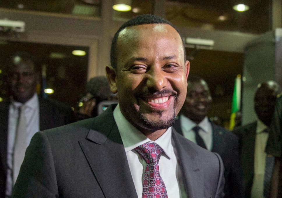 Ethiopia's prime minister Abiy Ahmed has been working to change to his country's political system