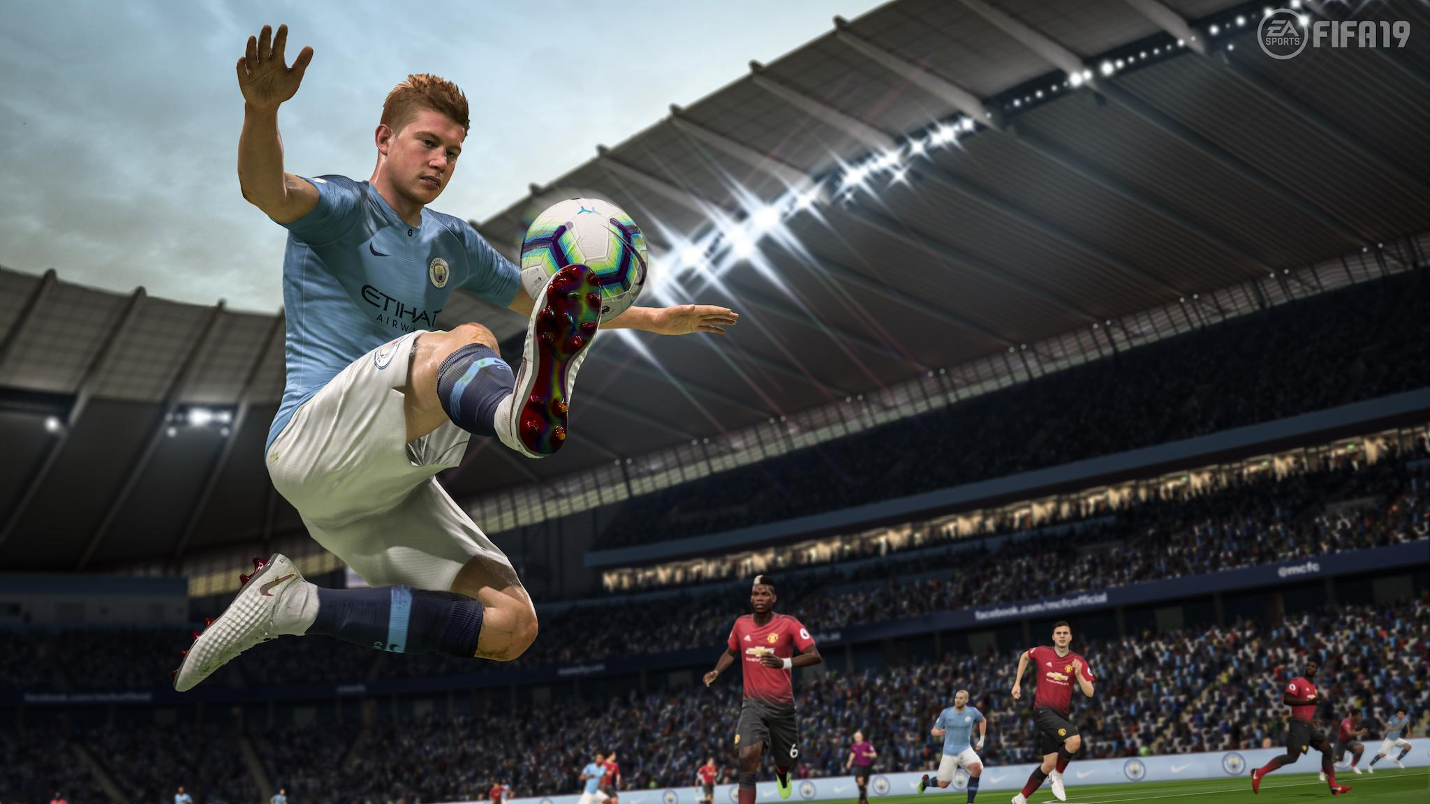Fifa  Kick Off Mode Updates Make The Games Most Basic More Exciting