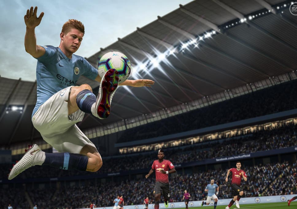 Fifa 19 kick-off mode updates make the game's most basic mode a lot