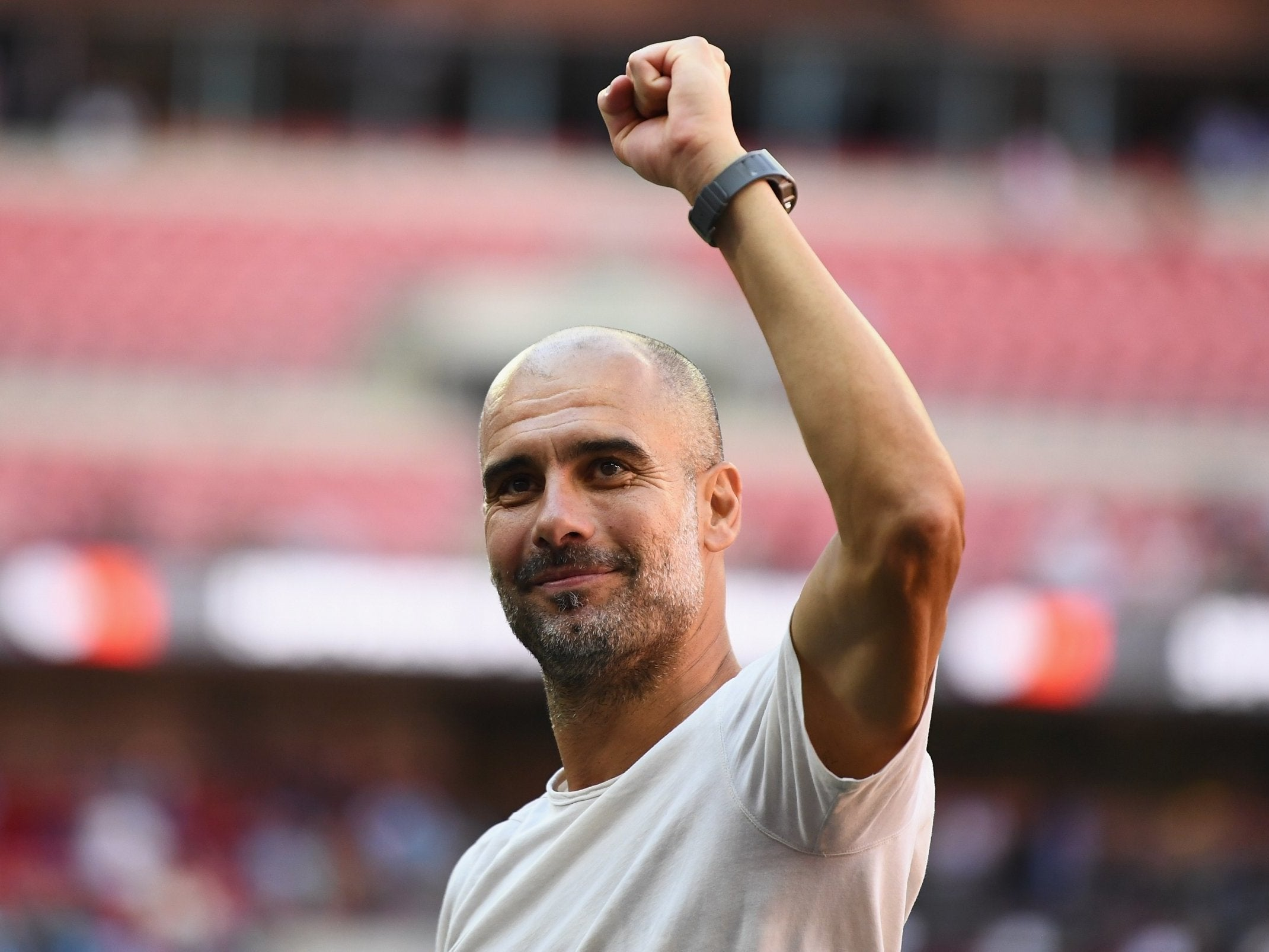 Manchester City still searching for midfield cover, reveals Pep ...