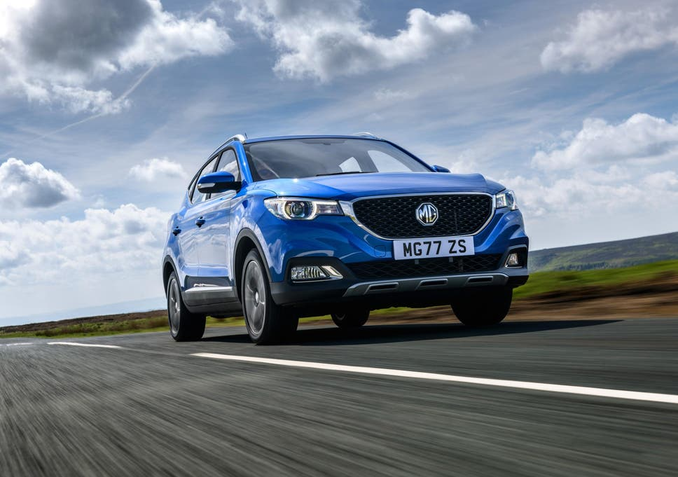 Mg Zs Review A Reasonably Priced Compact Suv But A Bit