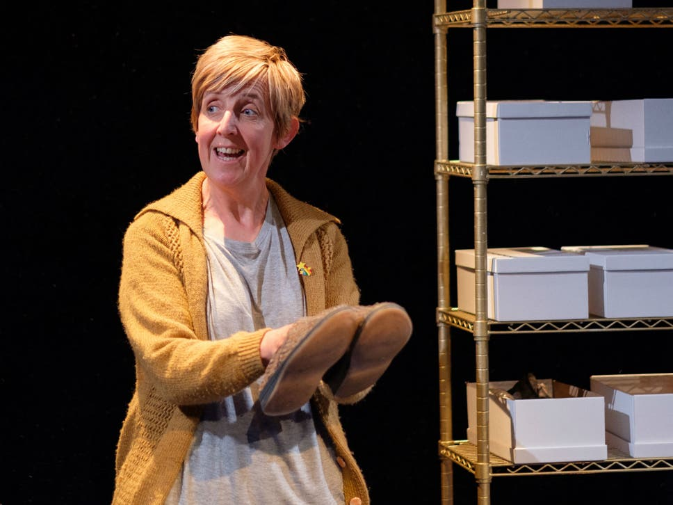 Edinburgh fringe festival 2018 a roundup of the traverse shows julie hesmondhalgh stars in the mind bending time travelling show the greatest play publicscrutiny Images