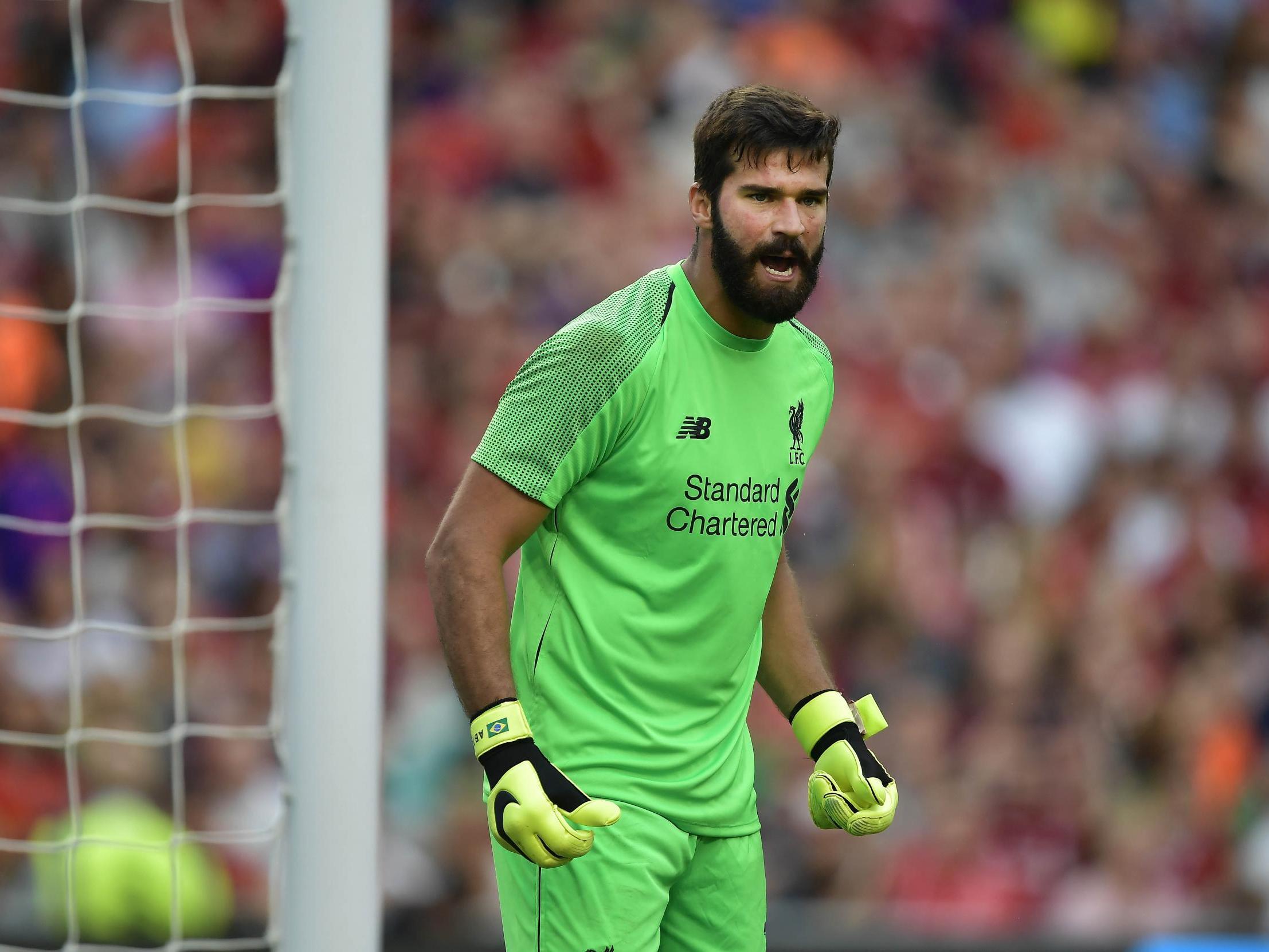 Jurgen Klopp predicts quick Premier League transition for Liverpool goalkeeper Alisson Becker