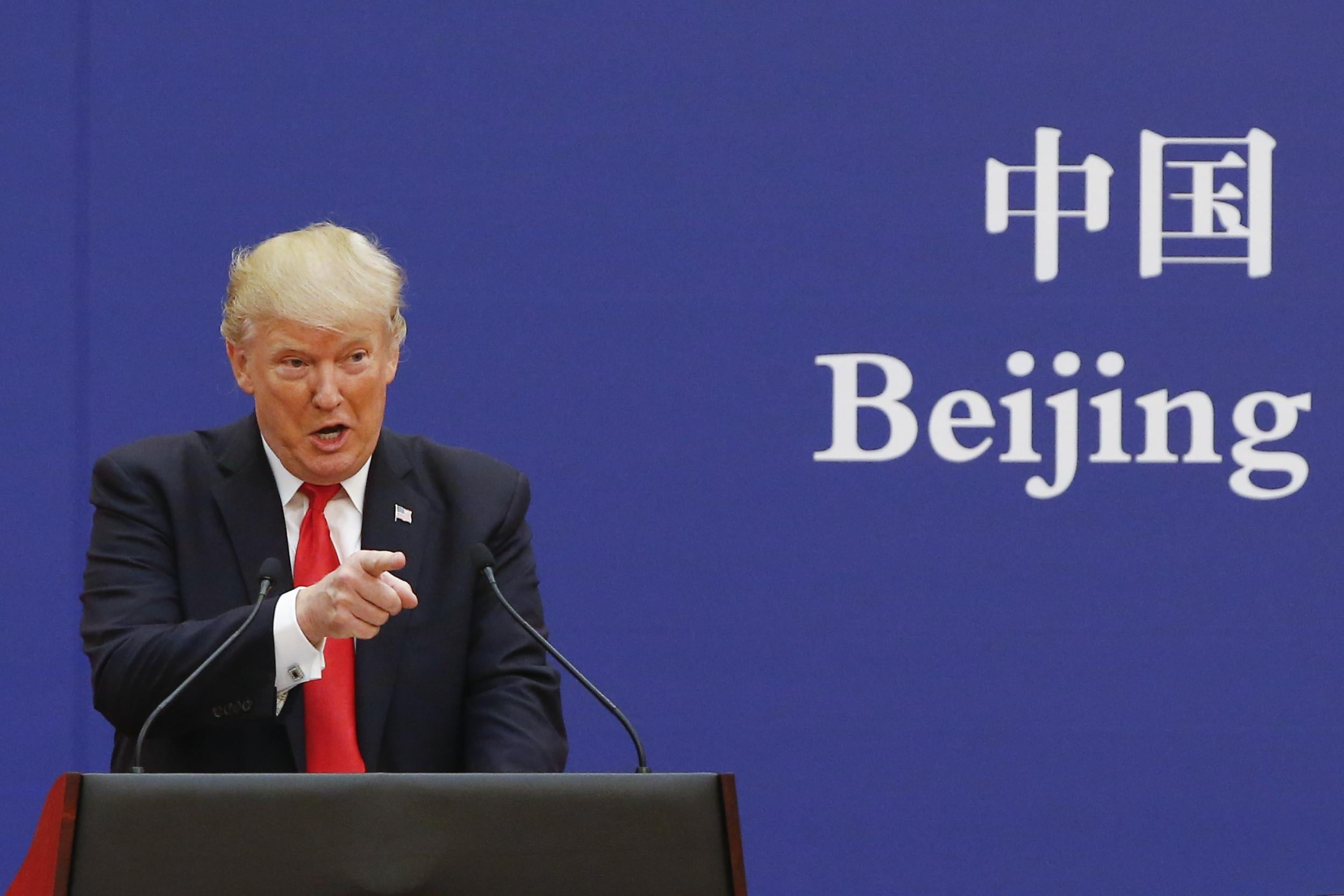 China strongly condemns US blacklisting of companies as trade tensions soar