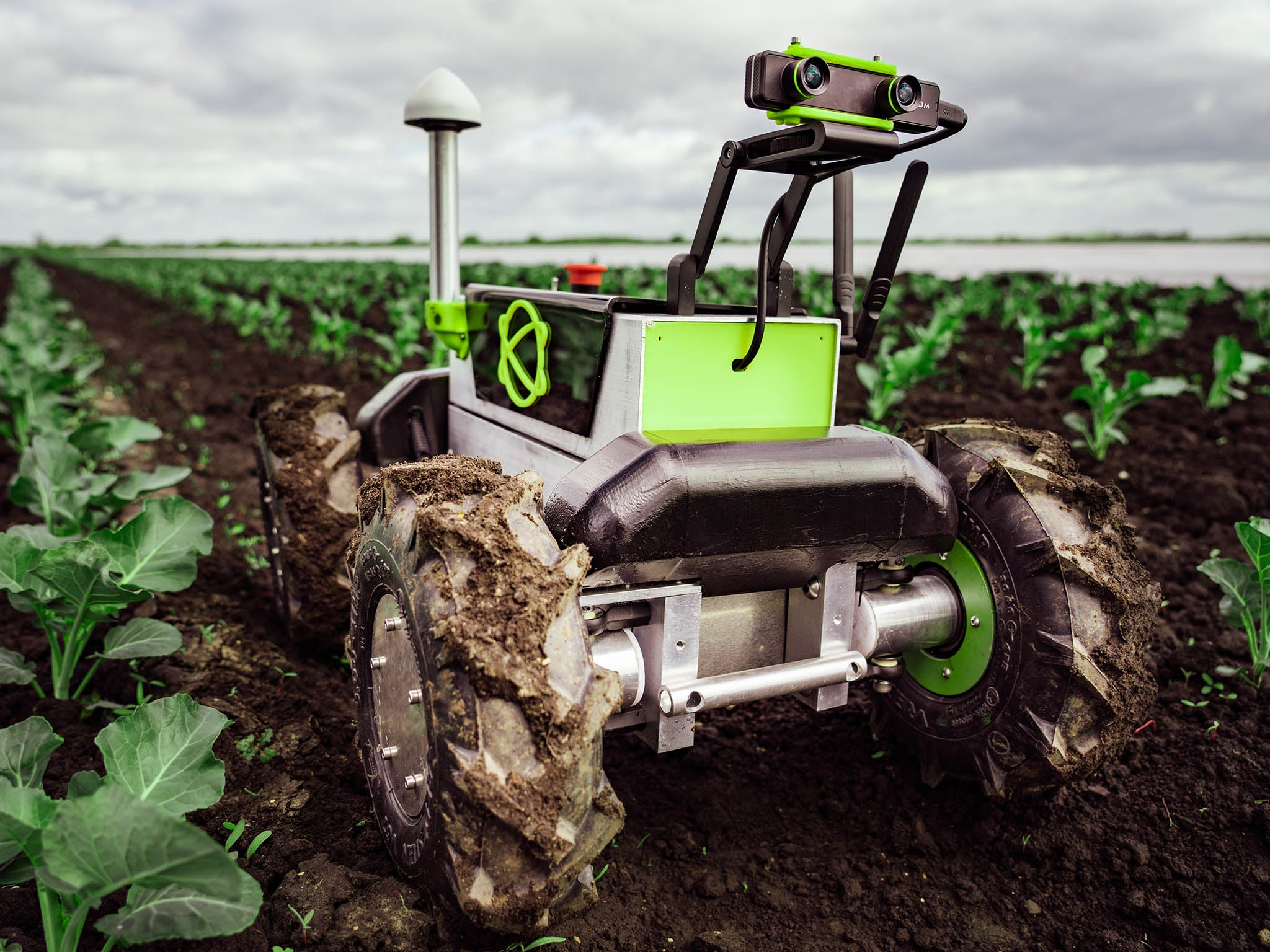 How robots could be the answer to our post-Brexit farming problems 1