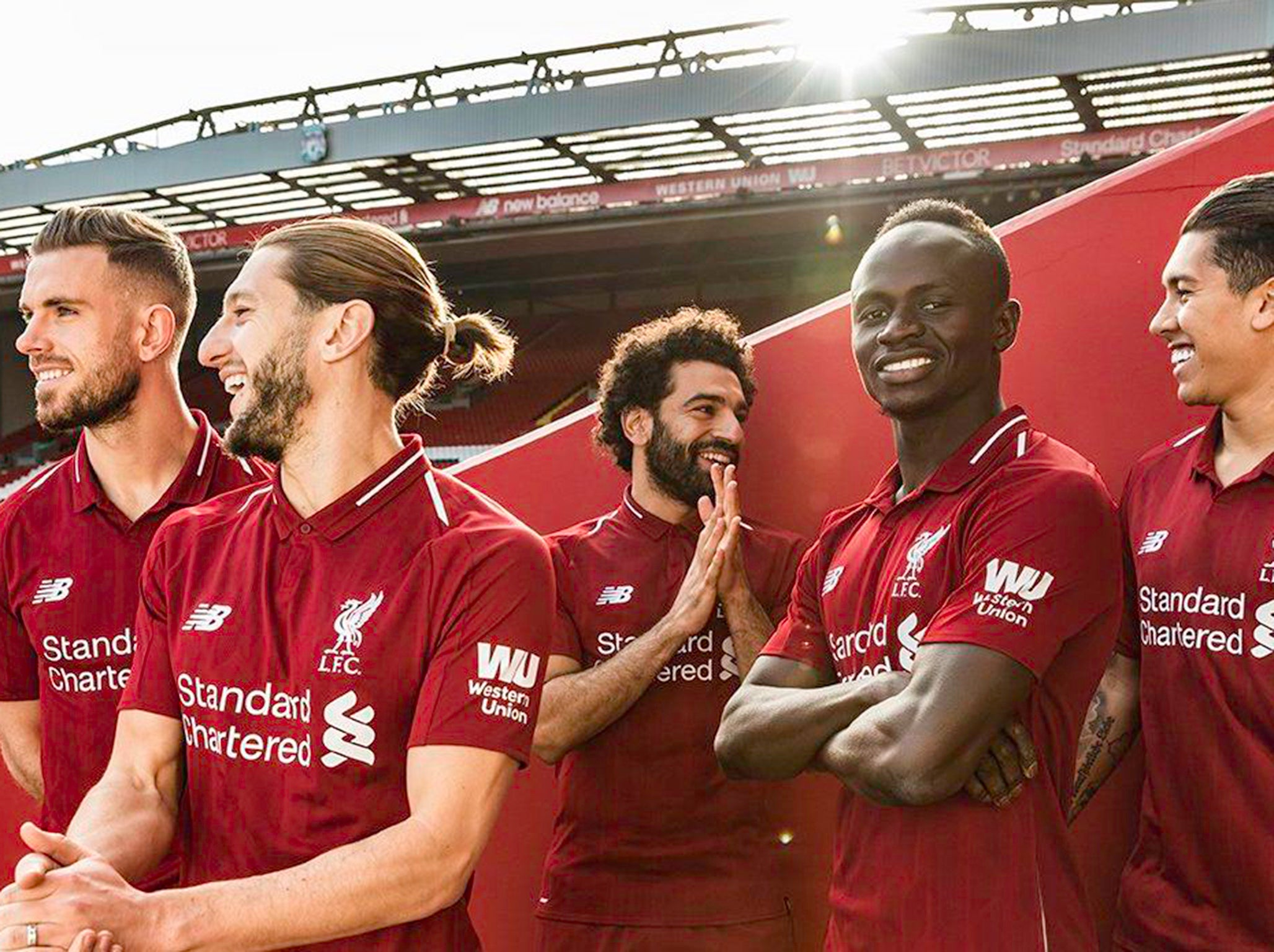 876f1ea0627 Premier League kits 2018 19 ranked and rated  Liverpool