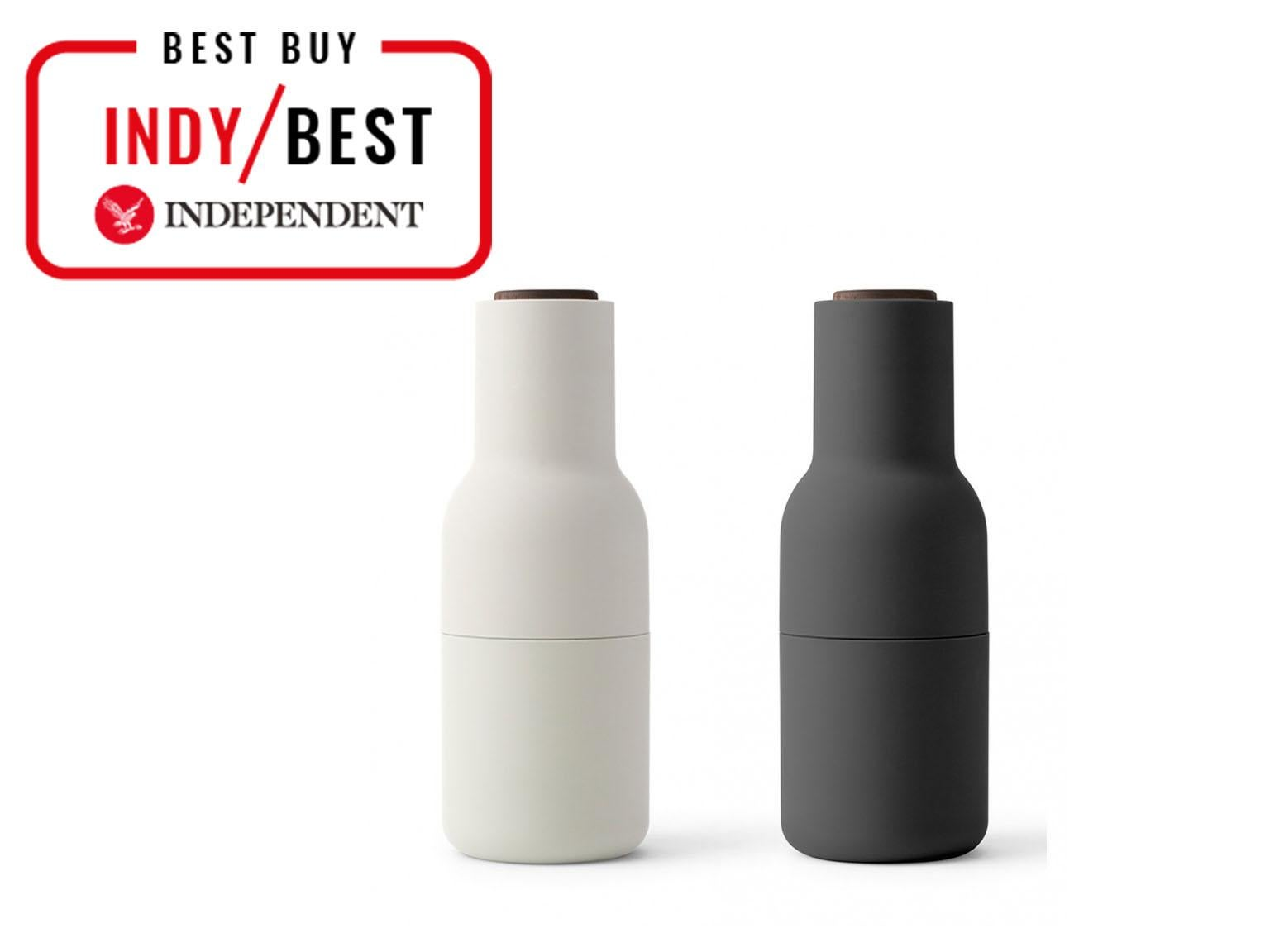 8 Best Salt And Pepper Mills The Independent