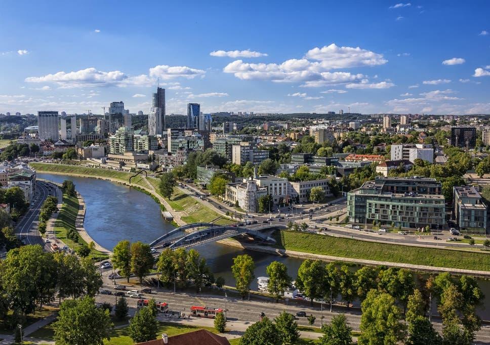 SEX ESCORT Vilnius