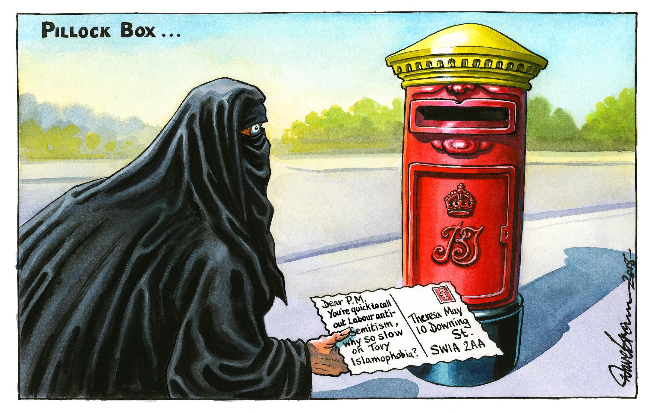 Boris Johnson S Letterbox Gaffe May Be His Last The