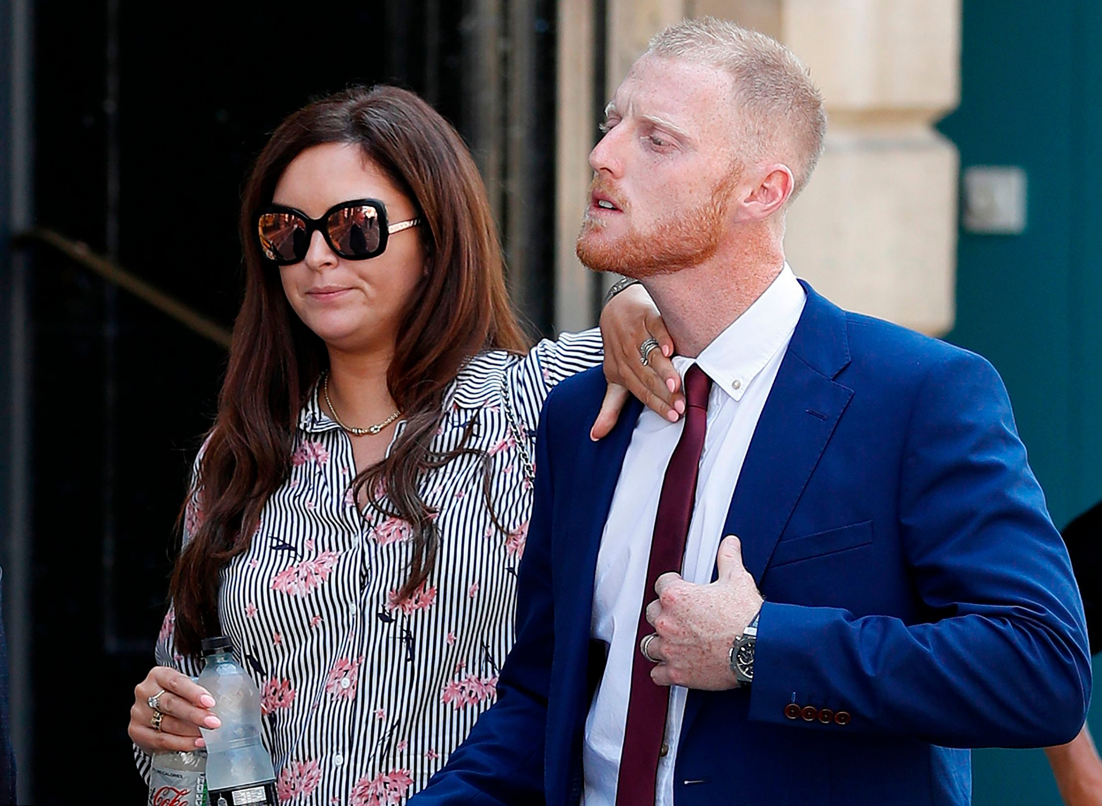 Ben Stokes trial - most up-to-date updates: Cricketer's victim 'entirely unable to switch' after fracas, courtroom hears thumbnail