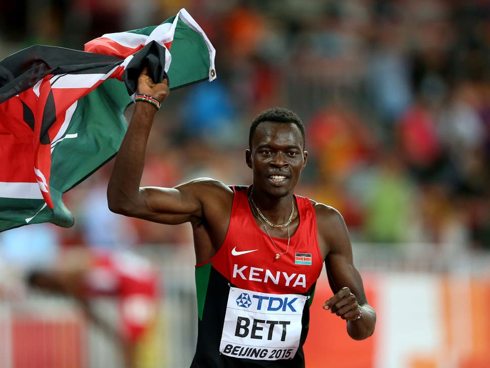 World champion hurdler Nicholas Bett has been killed in a car crash in Kenya, aged 28