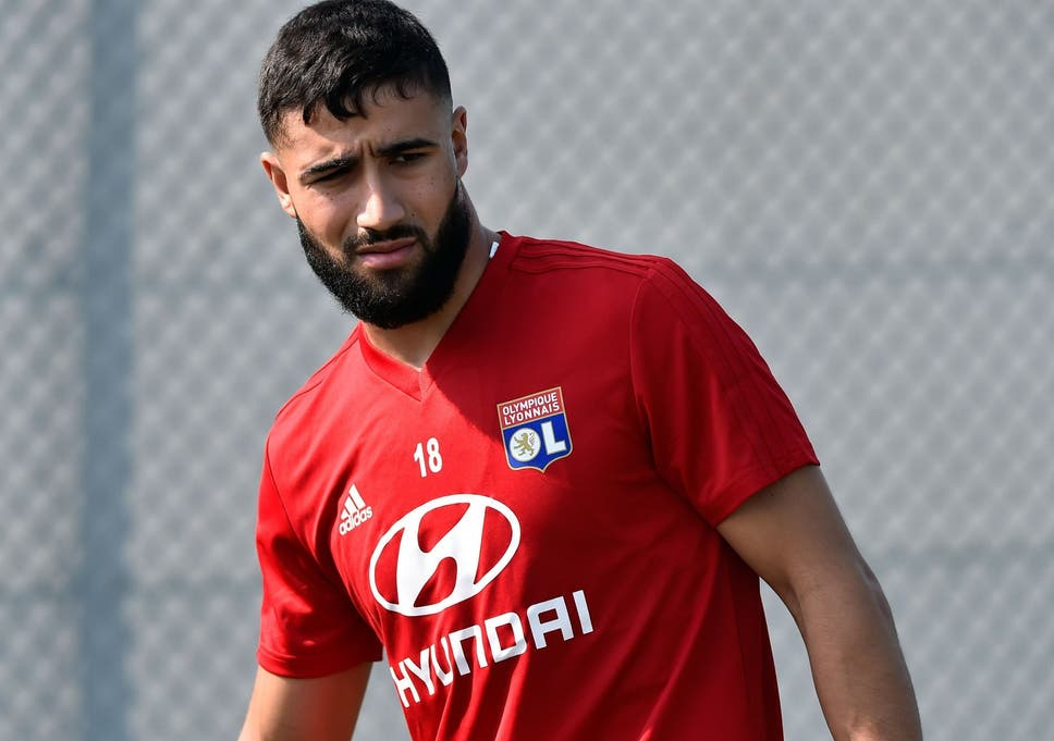 9f883ae1fa7 Liverpool transfer target Nabil Fekir left out of Lyon squad for ...