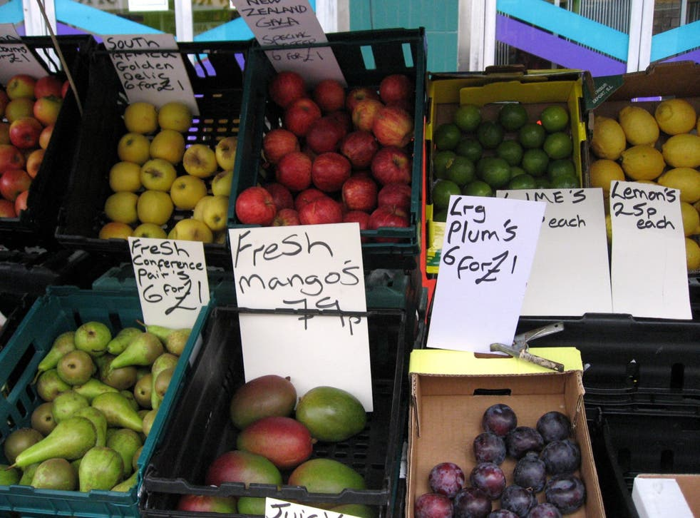 Greengrocers' apostrophes: Fruit and veg merchants aren't known for their grammar skills