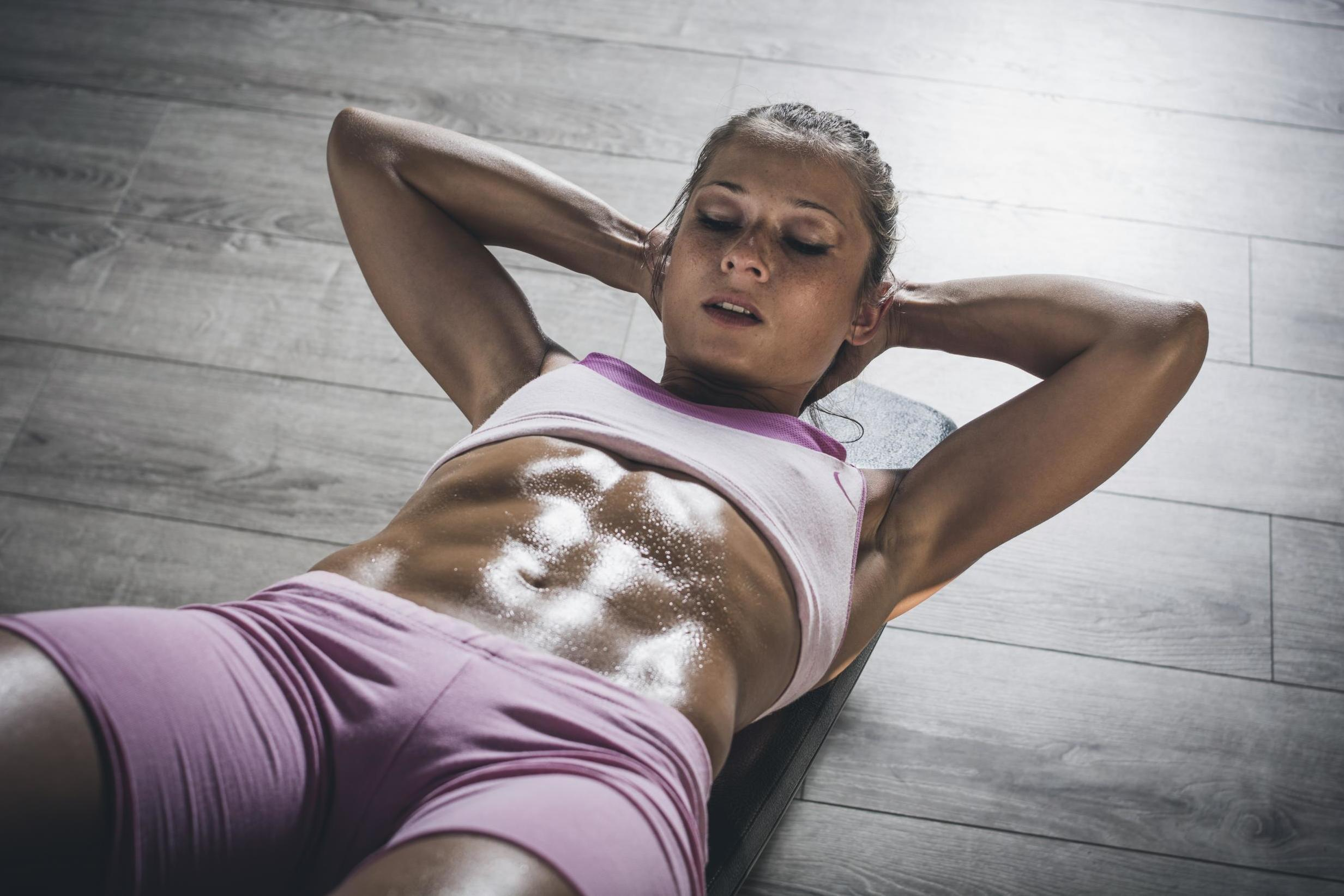 The three most effective abdominal workouts, according to experts