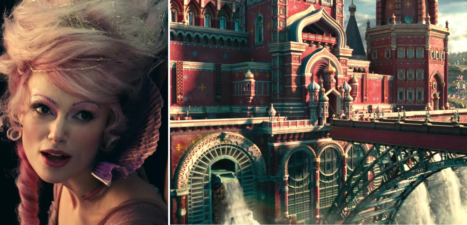 The Nutcracker and The Four Realms trailer: Keira ...