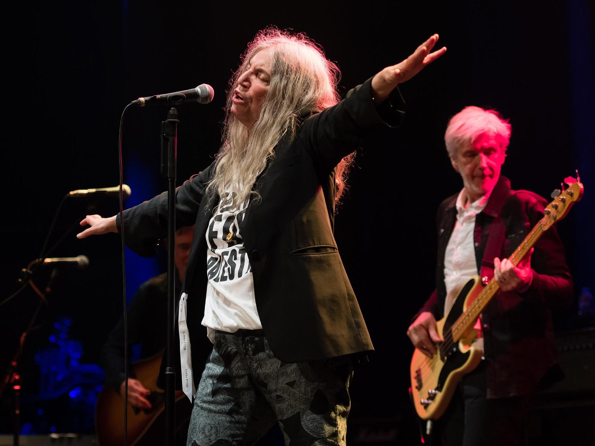 Earth Day 50: Johnny Depp, Patti Smith and Michael Stipe to star in climate concert live-stream thumbnail
