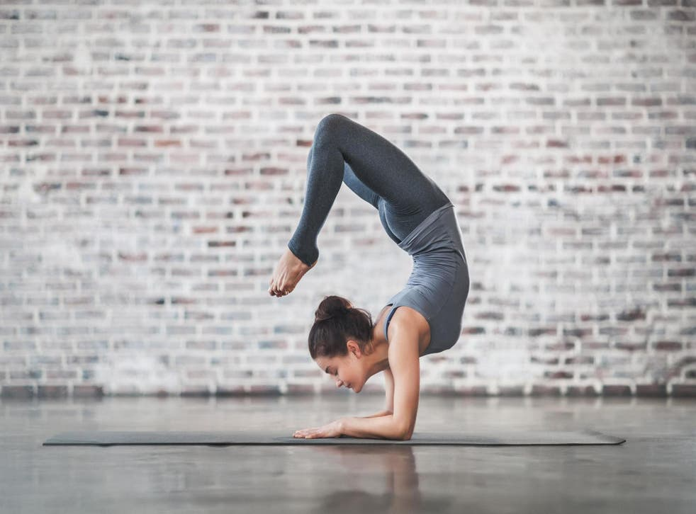 Yoga poses that can cause injury (Stock)